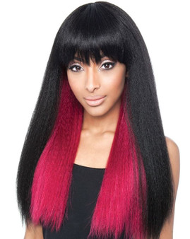 Isis Brown Sugar Human/Syn Full Wig BS 117