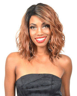 Fashion Source Synthetic Lace Front Wig EZL GABRIEL