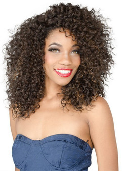 Fashion Source High Heat Synthetic Wig HT TIKA