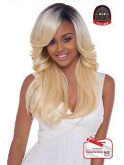 Harlem 125 Swiss Lace Full Wig FLS03