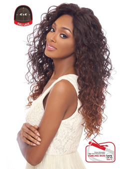 Harlem 125 Swiss Lace Full Wig FLS02 Side 1