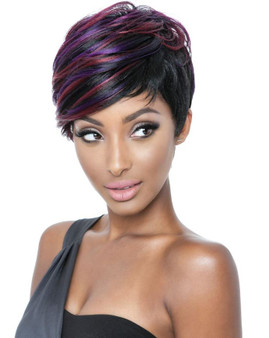 Mane Concept Brown Sugar Full Wig BS 124