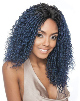 Isis Brown Sugar 100% Human/Syn Swiss Lace Wig BS 225