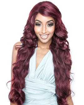 Mane Concept Brown Sugar Glueless Lace Front Wig OLIVERA BSG 205