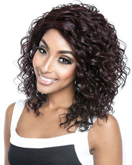 Mane Concept Brown Sugar Glueless Lace Front Wig VENICE
