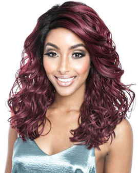 Mane Concept Brown Sugar Glueless Lace Front Wig MELROSE BSG 207