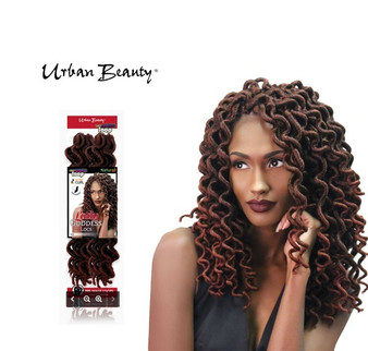 Urban Beauty Naturall Crochet Loop Lady Goddess Faux Locs 18