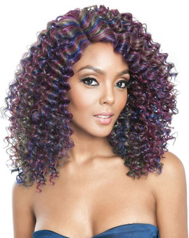 Mane Concept Brown Sugar Glueless Lace Front Wig BSG208 Roma
