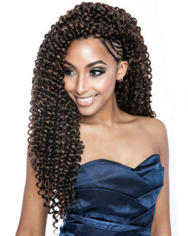 Mane Concept Crochet Hair Natural Water Type C Curl