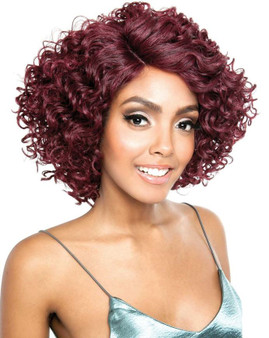 Mane Concept Red Carpet Lace Front Wig Emma - RCP783 quarter