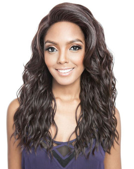 Mane Concept Frontal Lace Brown Sugar Lace Font Wig BSF 08