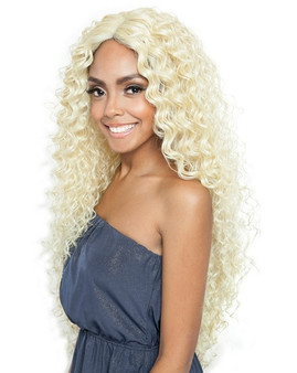 Brown Sugar Swiss Lace Wig BS 291