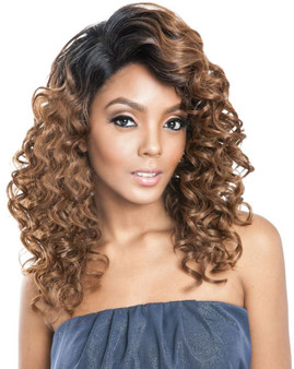 Mane Concept Frontal Lace Brown Sugar Lace Font Wig BSF 06
