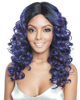 Mane Concept Brown Sugar Glueless Lace Front Wig BSG210 Prague