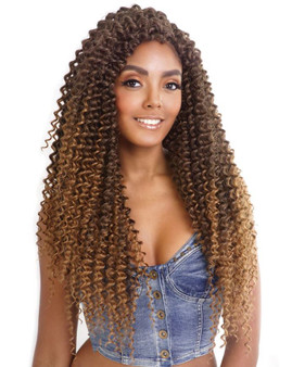 Mane Concept Afri-Naptural Caribbean Bundle Series - Pineapple Wave 18 CB1803