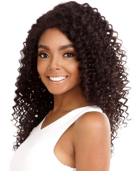 Mane Concept Pristine Pineapple Wave 3Pcs 18/20/22 + Closure - PRW401 Quarter