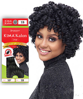 Harlem 125 Crochet Braiding Hair KimaKalon Large 10