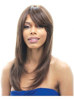 Janet Collection 100% Remy Human Hair Wig Saldana