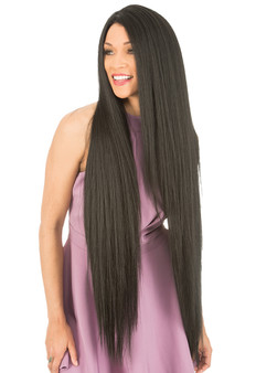 New Born Free Magic Lace Front Wig U-Shape Blended MLUH100
