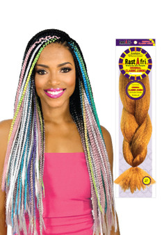 Rastafri Marley Braiding Hair Original Classic Jumbo Braid
