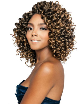 Mane Concept Curly Crochet 3X Oprah Side