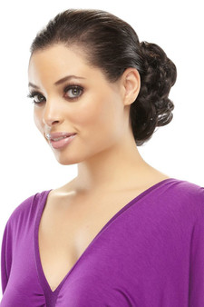 Hair piece Chignon Ponytail  Hair Scrunchie