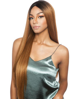 Mane Concept Brown Sugar Soft Swiss Synthetic Lace Front Wig