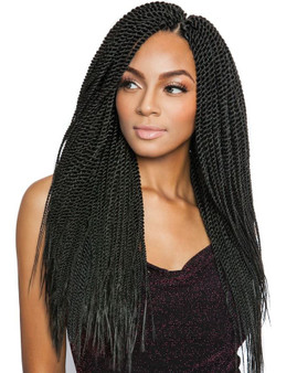 Senegalese Twist Hair Profile