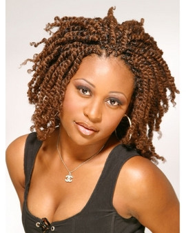 EON aka Kadi Fluffy Twist Braiding Hair