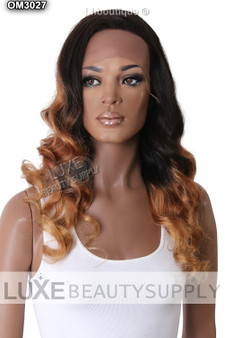 Nix Nox 100% Virgin Brazilian Body Human Hair Lace Front Wig
