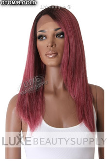 Fashion Source Lace Front Wig Monifa GTOM/R.GOLD