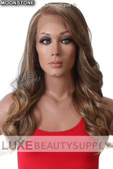Aplus Ozone Swiss Lace Front 013 Wig Loose Curl Wave Heat Friendly Hair