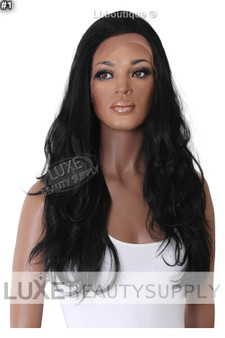 Nix Nox 100% Hand Tied Synthetic Lace Front Wig Victoria