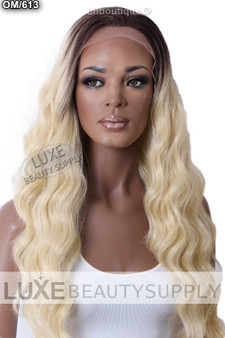 Nix Nox 100% Hand Tied Premium Stitch Lace Front Wig April