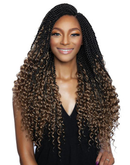 Mane Concept Afri Naptural 3X BOHO SENEGAL TWIST Braid 20