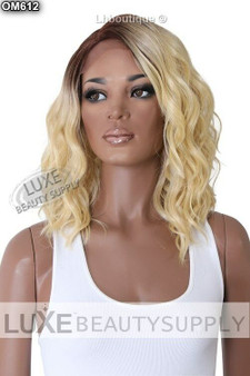 Nix Nox Synthetic Lace Front Wig Carol