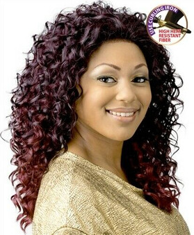 New Born Free Synthetic Cutie Lace Front Wig - CTL11