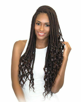 Urban Beauty 2X Real Goddess Locs Wave 24