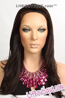 Bijoux Collection Premium Synthetic Half Wig SW 6003