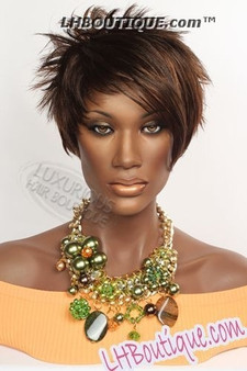 Beverly Johnson Synthetic Hair Wig Fierce