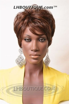 Beverly Johnson Human Hair Wig - H205