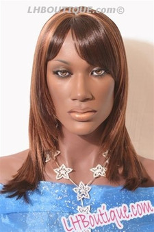 Vivica Fox/Beverly Johnson Snap n Go Wig - Hilton
