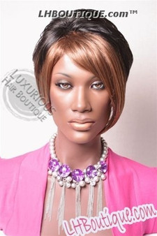 Beverly Johnson Synthetic Hair Wig - Nikki
