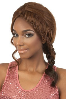 Beshe Braided Lace Front Wig Brie