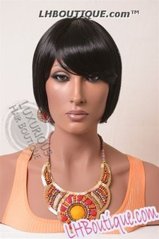 Urban Full Cap Synthetic Hair Wig - San Francisco