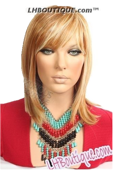 Donna Cambell Futura Synthetic Wig - Ange