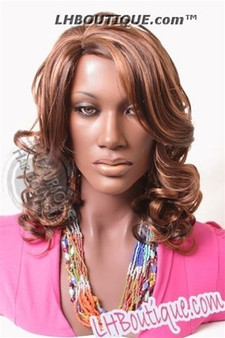 Fashion Source Synthetic Hair Wig - Ana Marie