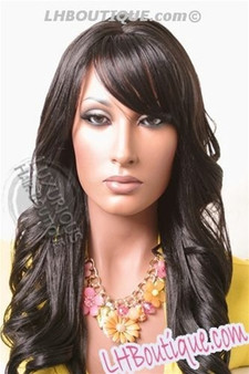 Fashion Source Synthetic Hair Wig - Jamie