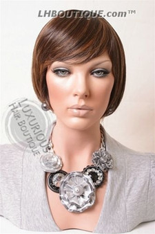 Fashion Source Futura Synthetic Hair Wig - NF-9 Ten