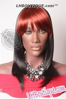 Feel Free Nicki Minaj Inspired Synthetic Wig - Aster